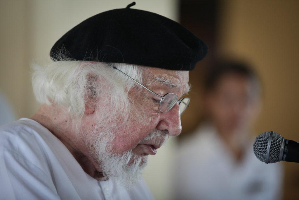 Ernesto Cardenal, Poeta del pueblo