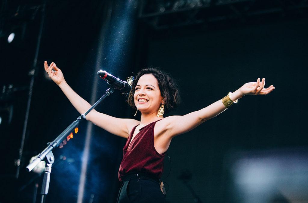 Natalia Lafourcade Musas