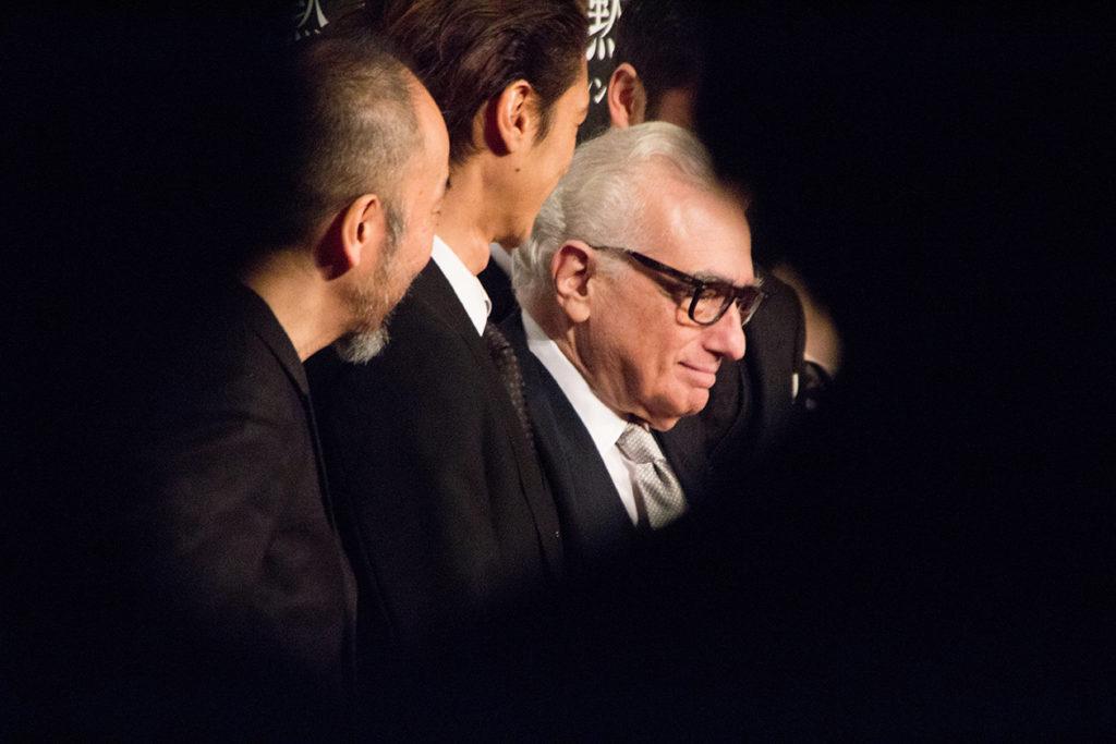 Martin Scorsese clases de cine