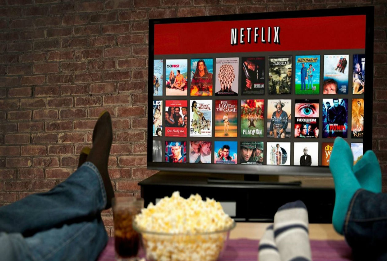 Películas en Netflix