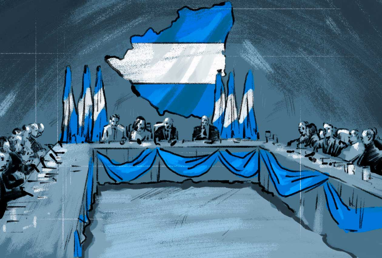 diálogos en la historia de Nicaragua