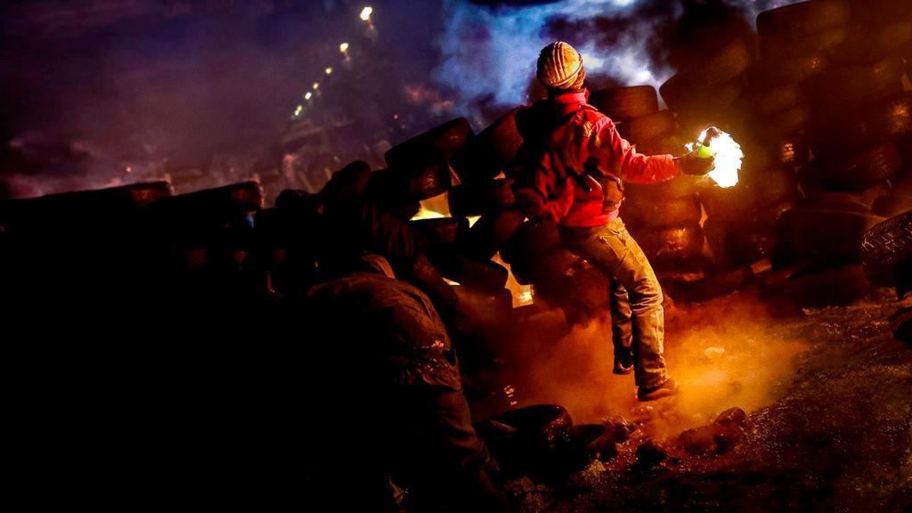 documentales sobre revolución en Netflix