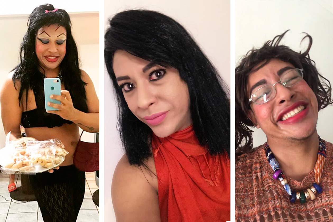 Flavio García creó la página en Facebook El Shaguer Show de Flavio David hace ocho meses. Cortesía | Niú