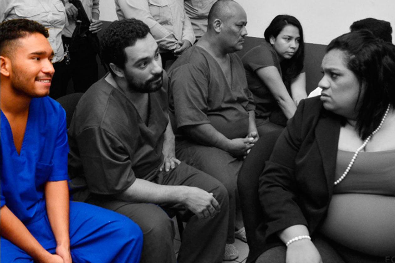 Dilon Zeledón fue detenido el 21 de junio de 2018 y desde entonces ha sido torturado. Tomado de El 19 Digital