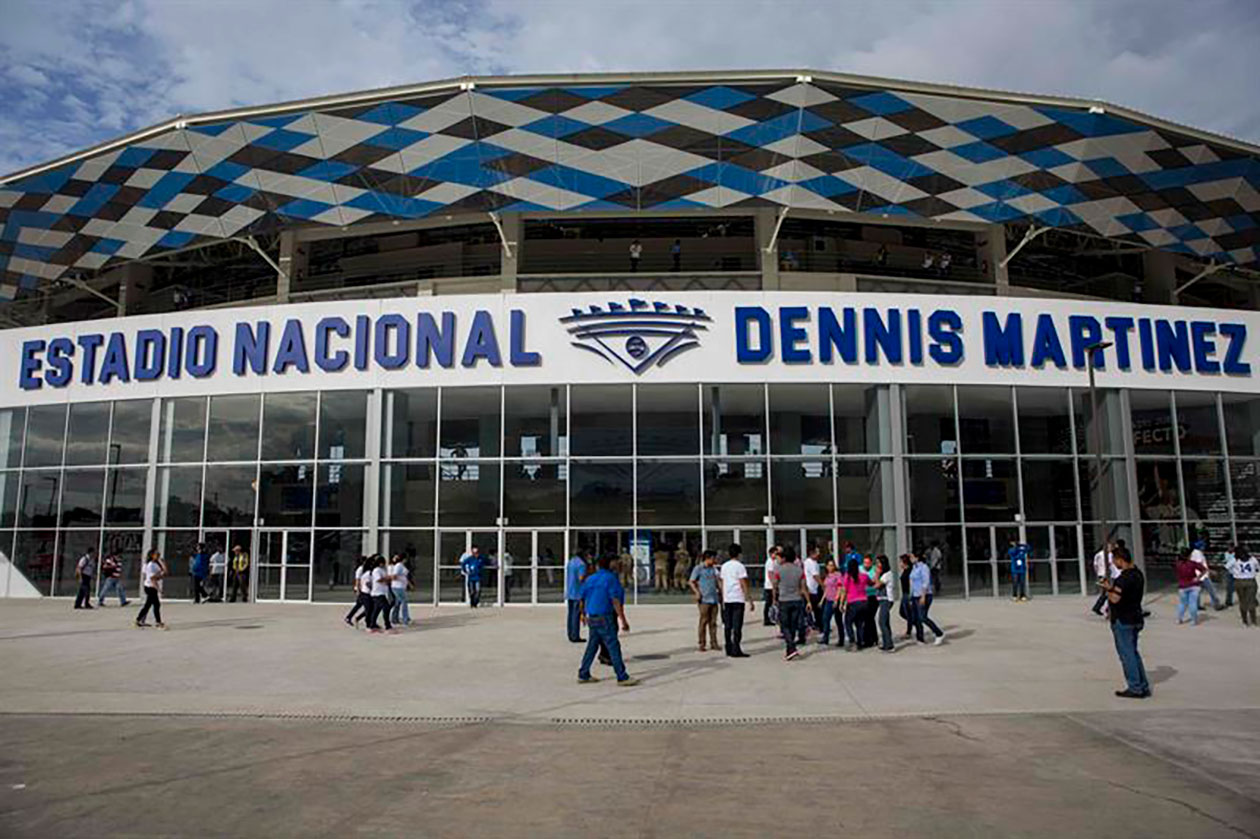 Estadio Dennis Martínez