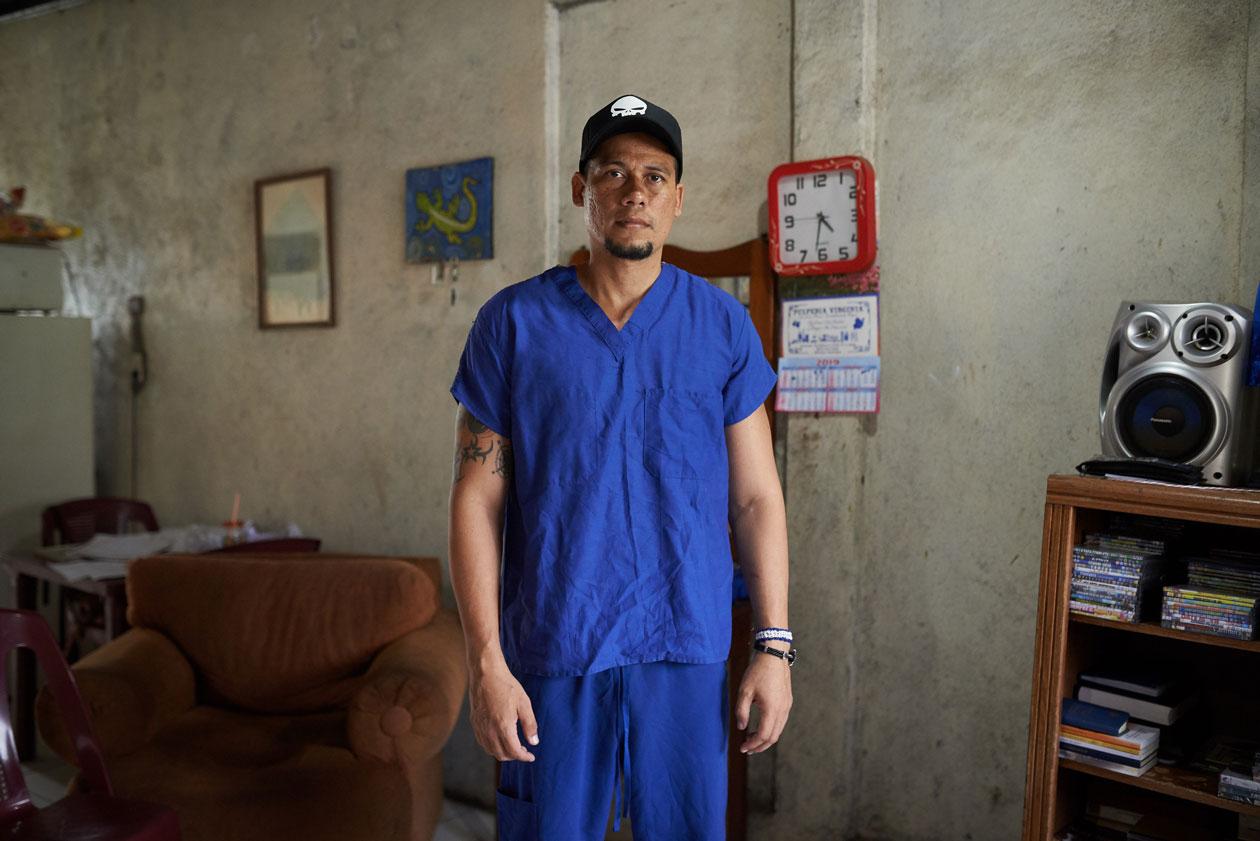 Carlos Silva vivió 187 días de terror