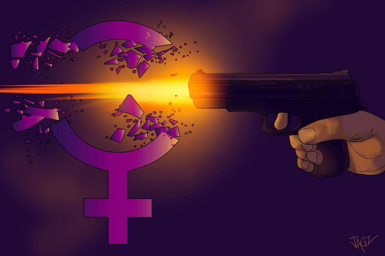 En el último año la cifras de femicidio en la Costa Caribe disminuyeron por las limitaciones para denunciar. Juan García | Niú