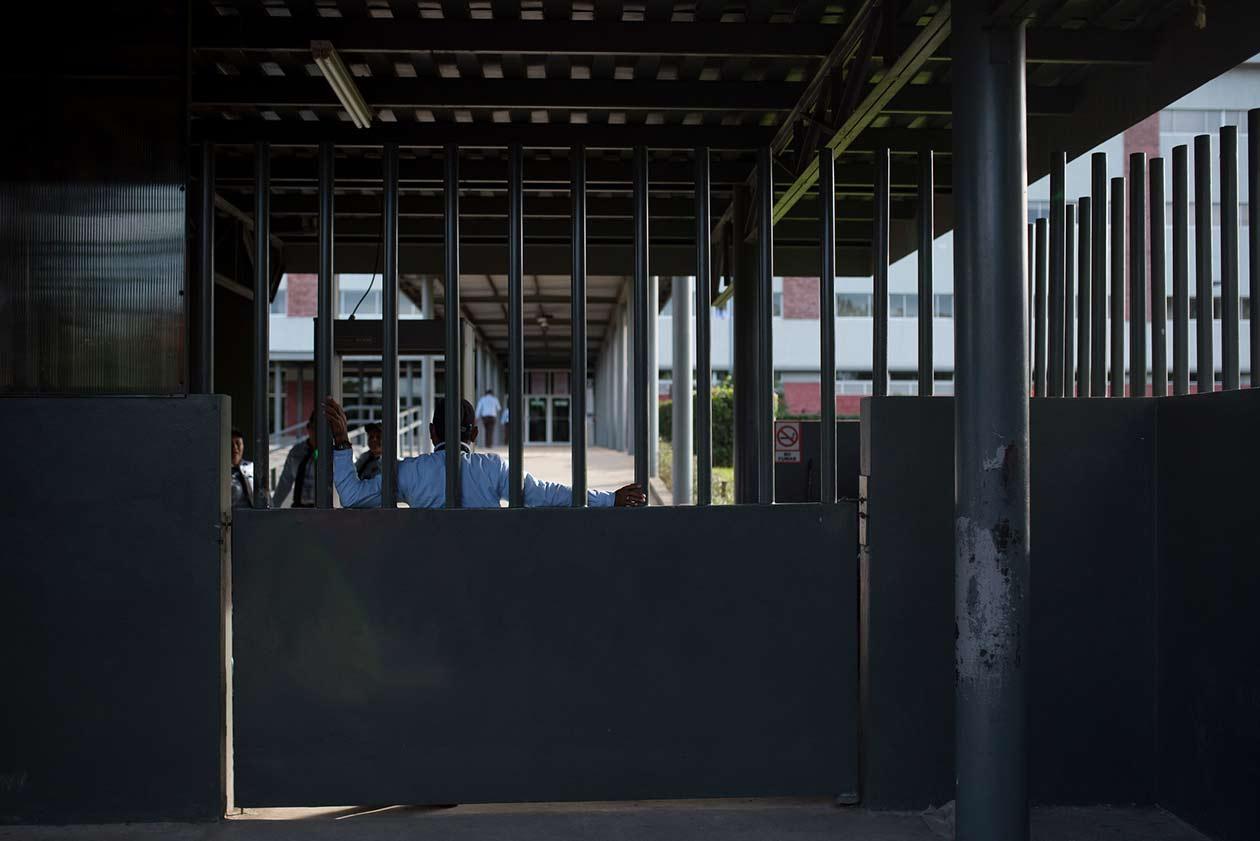 La familia de Richard Pavón y Darwin Urbina no confian en que el Gobierno haga justicia por el caso de sus hijos. Carlos Herrera | Niú