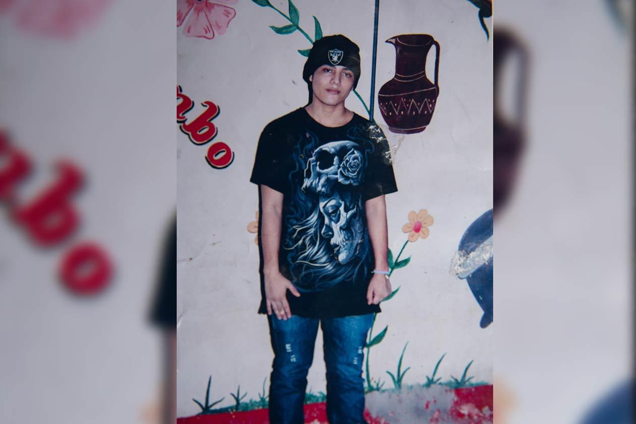 Fernando Ortega, de 20 años, quien según la acusación fiscal es el que le disparó a Roberto García Paladino. Claudia Tijerino | Niú