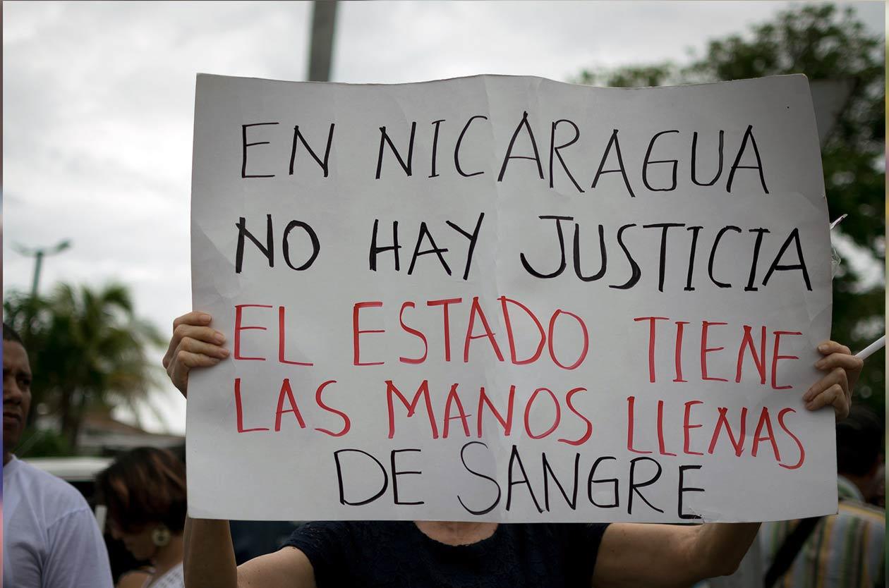 La principal demanda de las madres de los presos políticos y de los asesinados es justicia, pues no confían en las instituciones estatales. Franklin Villavicencio | Niú