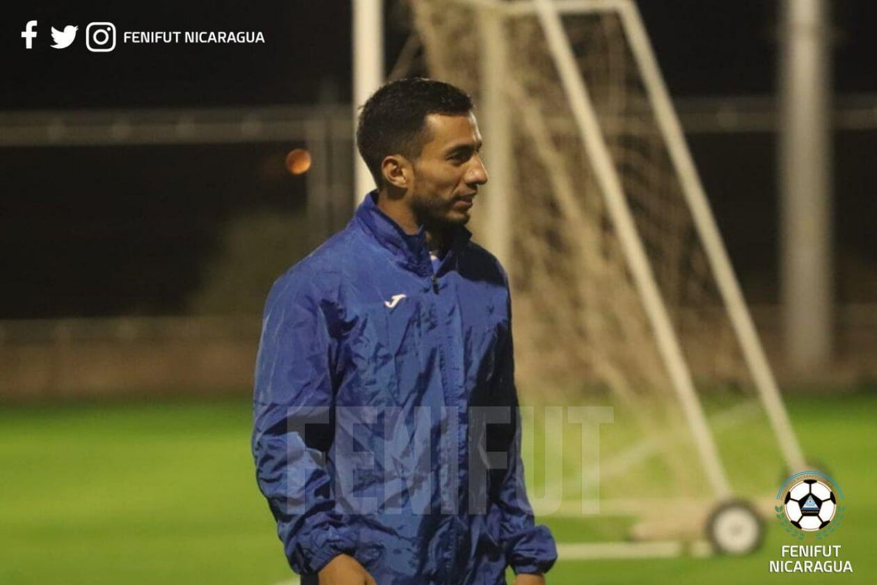 Manuel Rosas, futbol nicaragua
