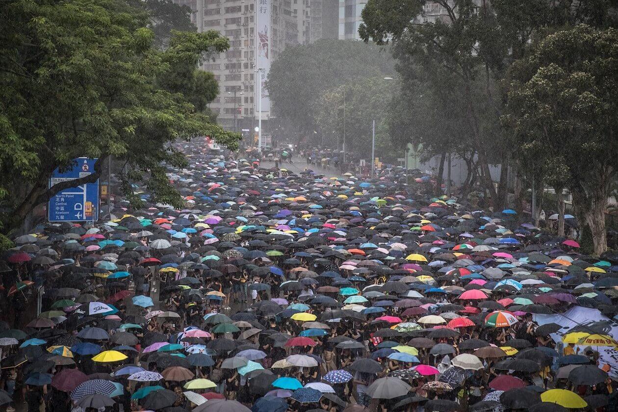 Hong Kong: cinco formas innovadoras de protestar