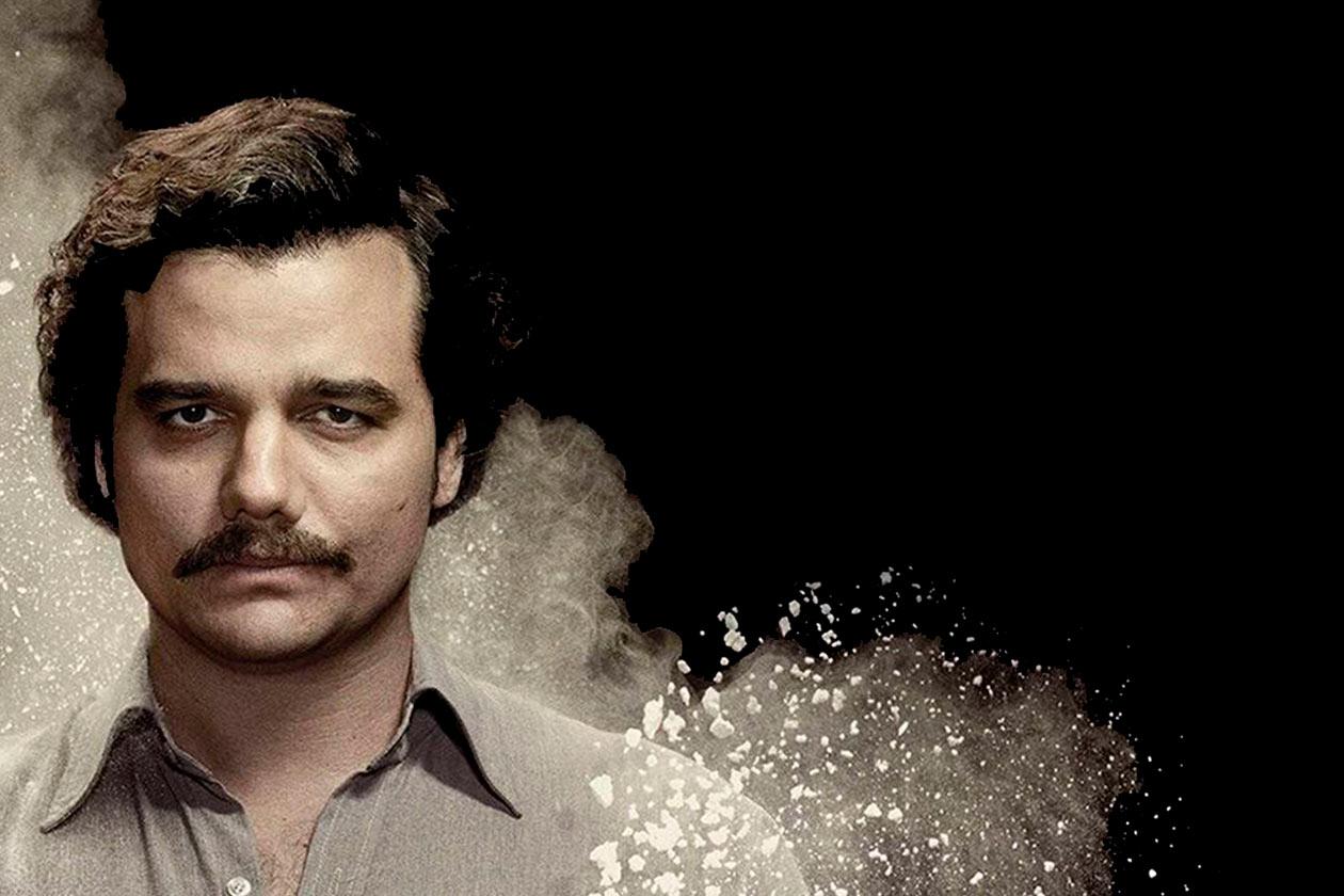 Pablo Escobar se convirtió en uno de los hombres más ricos del mundo producto de la venta de droga.