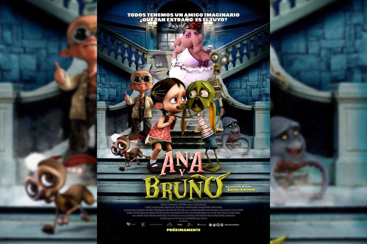 Cine- Ana y Bruno