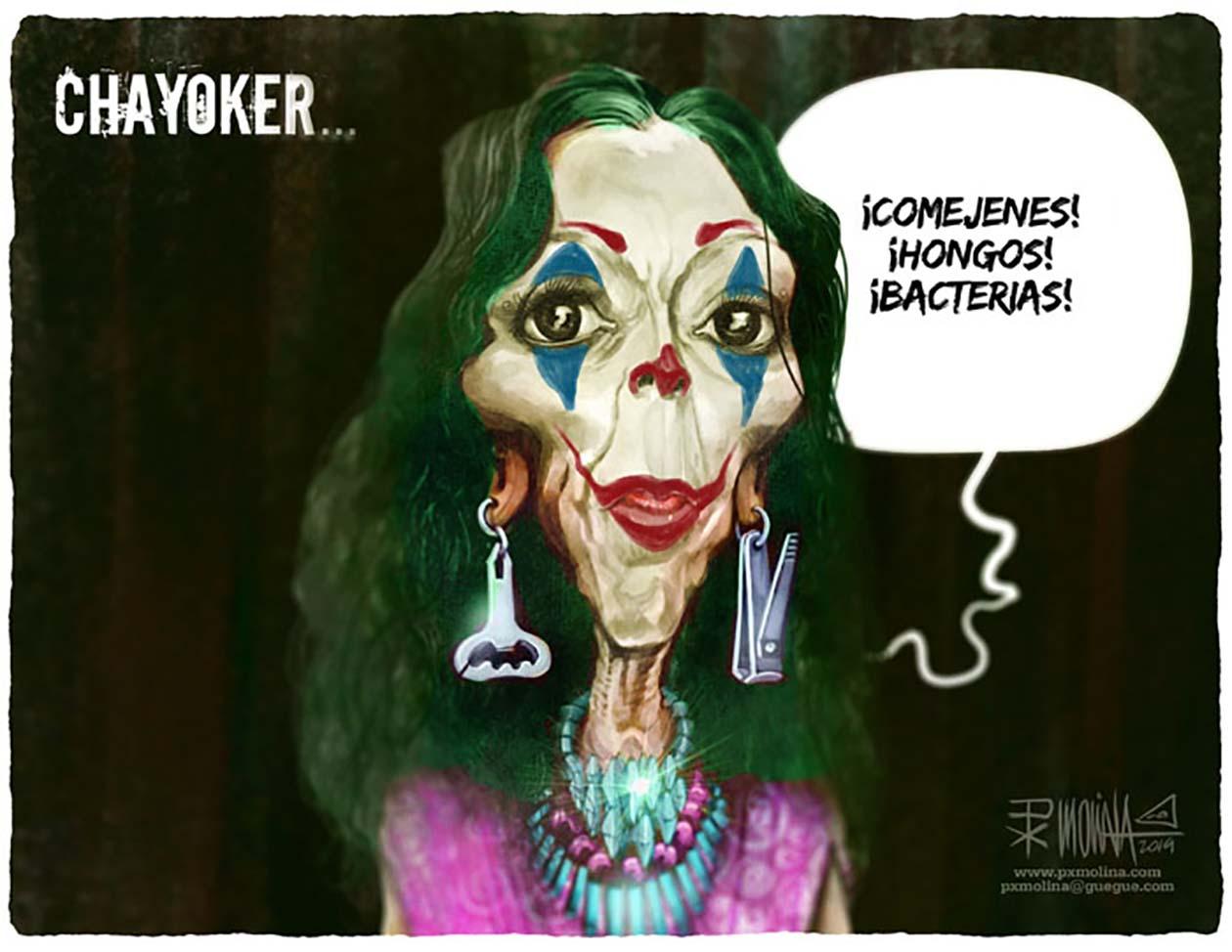 #ChayokerChallenge