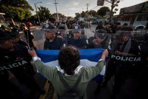 La Policía Nacional ha sido el primer órgano represor de la dictadura Ortega Murillo. Carlos Herrera   Niú