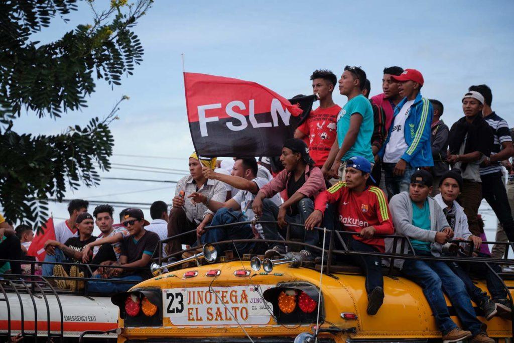FSLN revolución sandinista