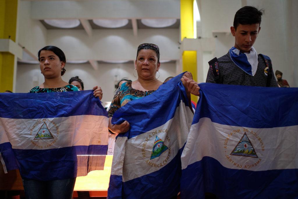 Nicaragua protesta