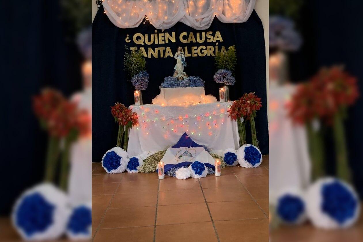 Altares vandálicos