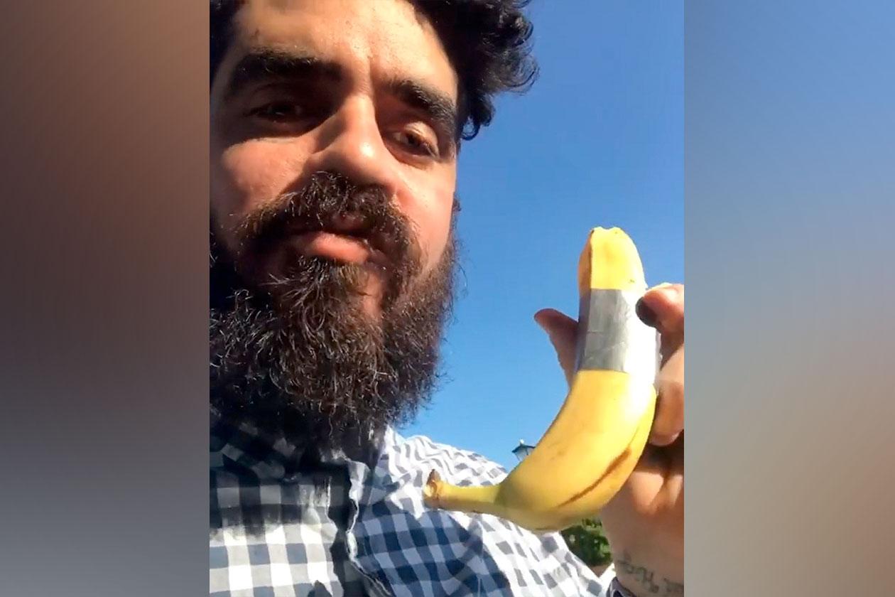 banana artista