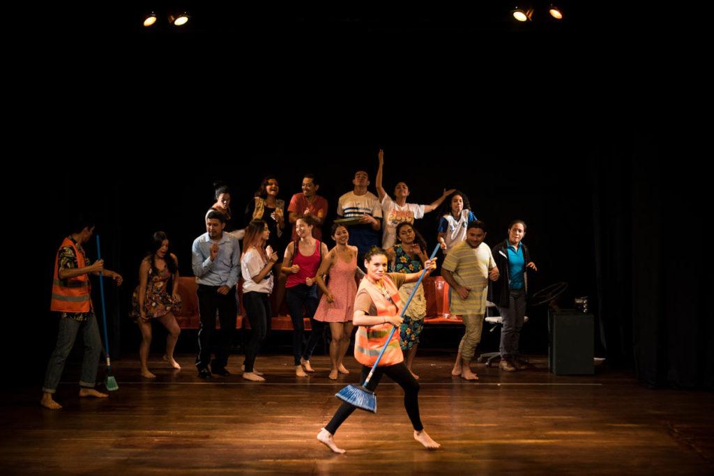 Justo Rufino Garay obra teatro