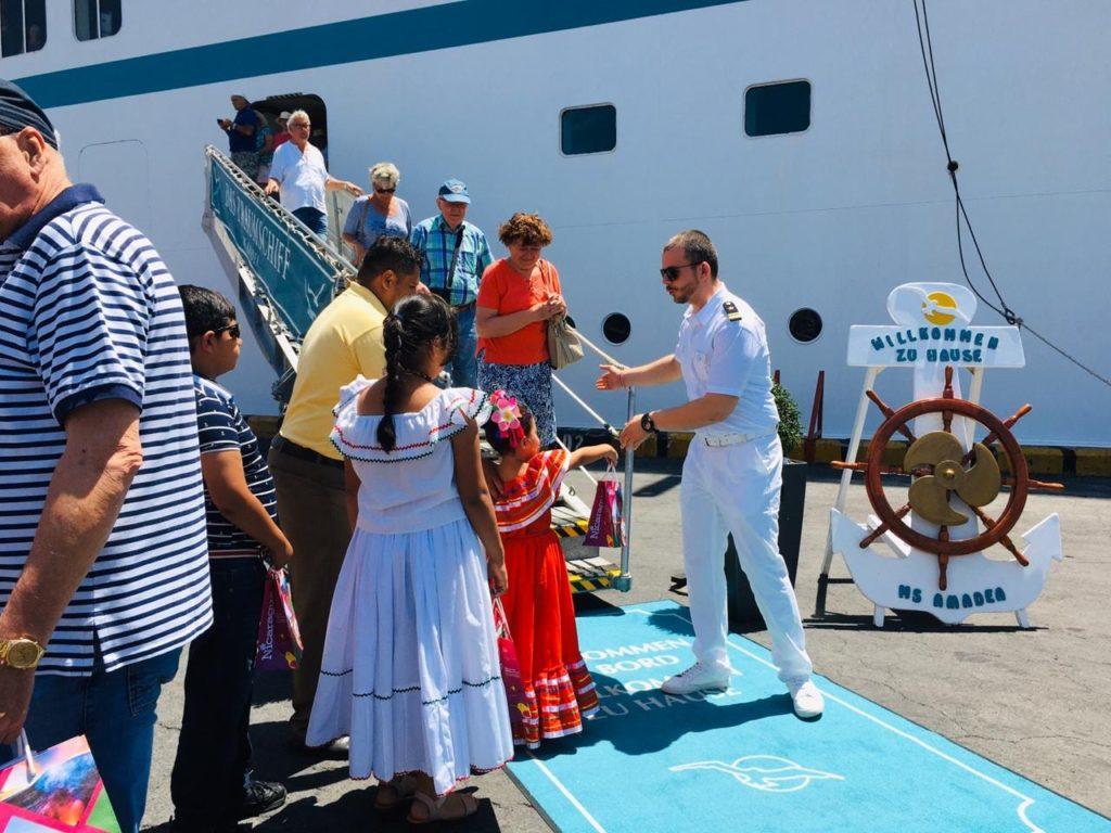 Crucero en Corinto