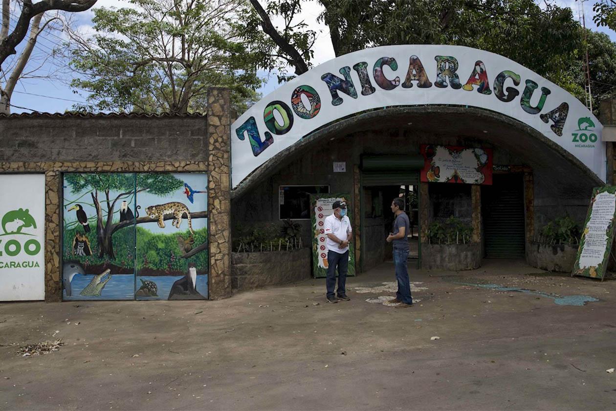 Zoológico Nacional de Nicaragua