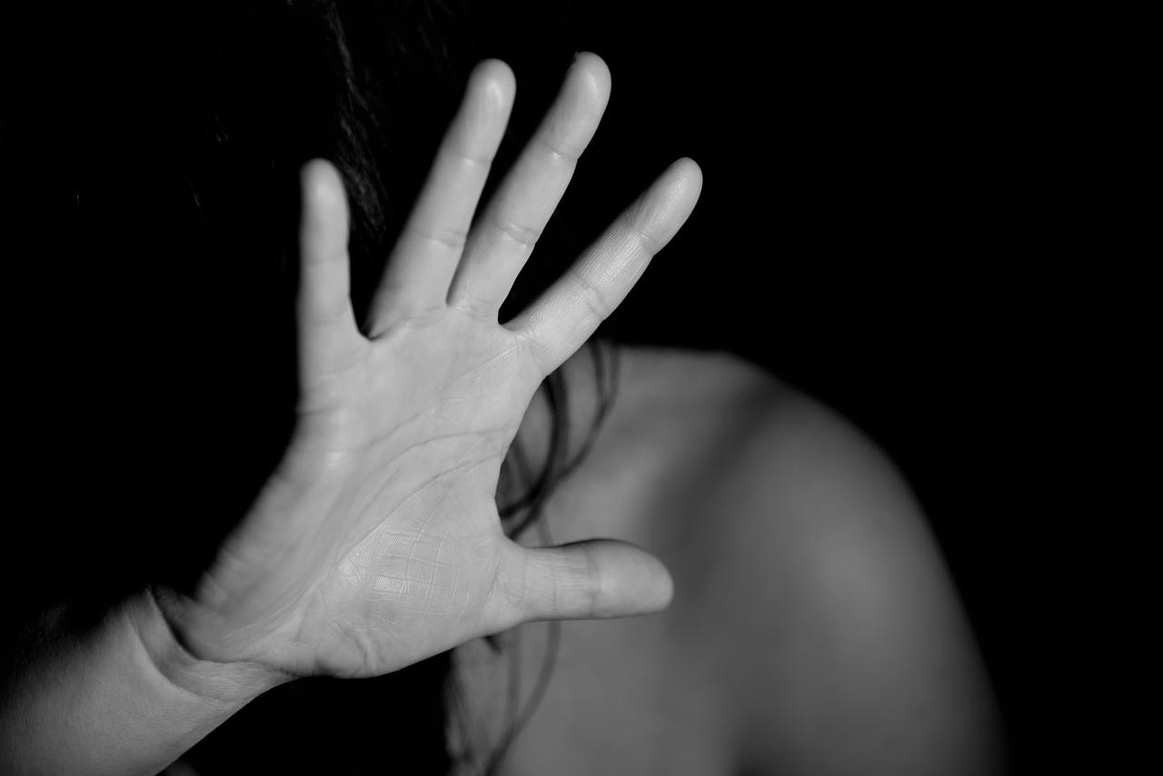 Mujeres en riesgo de violencia