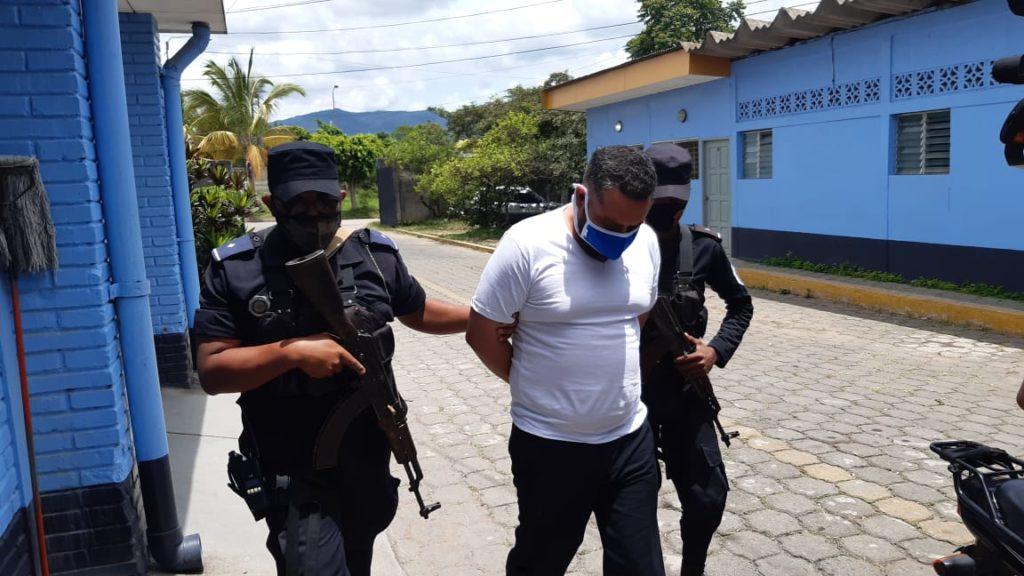 Asesinato a Jorge Rugama