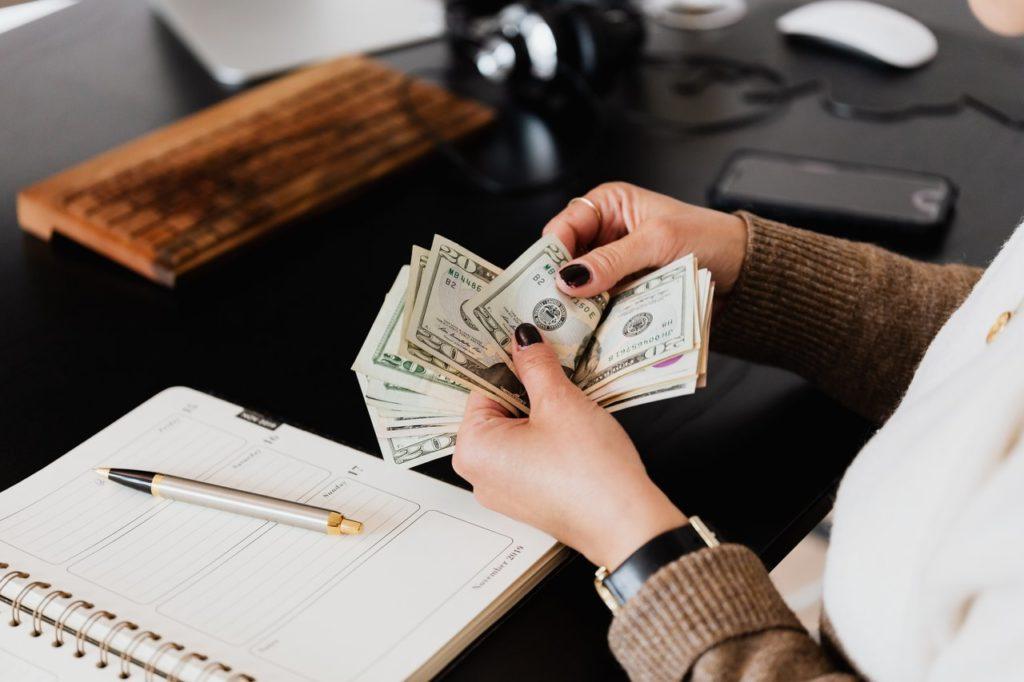 Desastre financiero