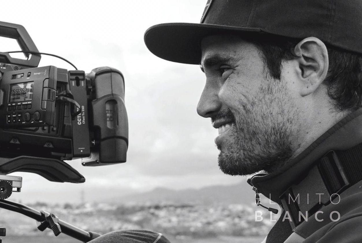 El cineasta Gabriel Serra