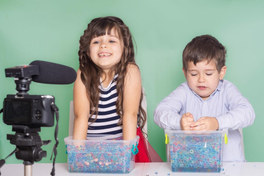 niños influencers