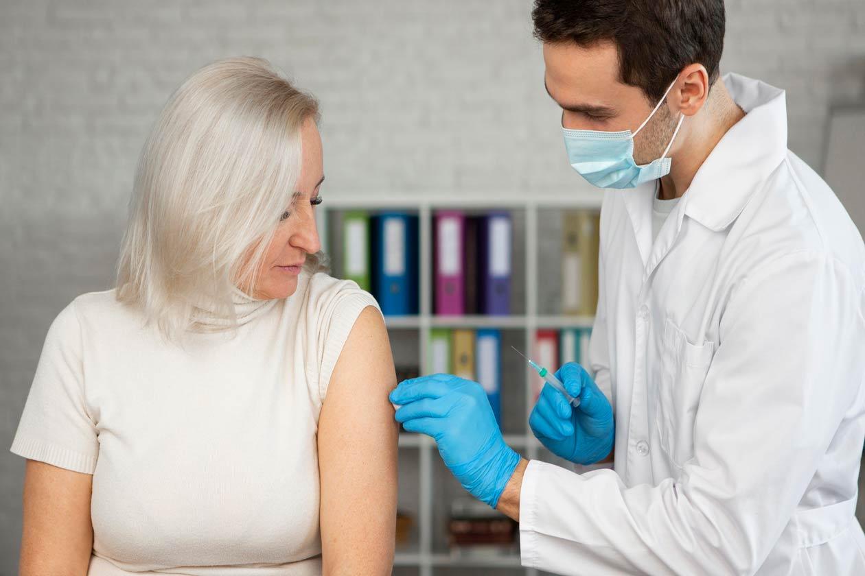 Retraso de vacunación