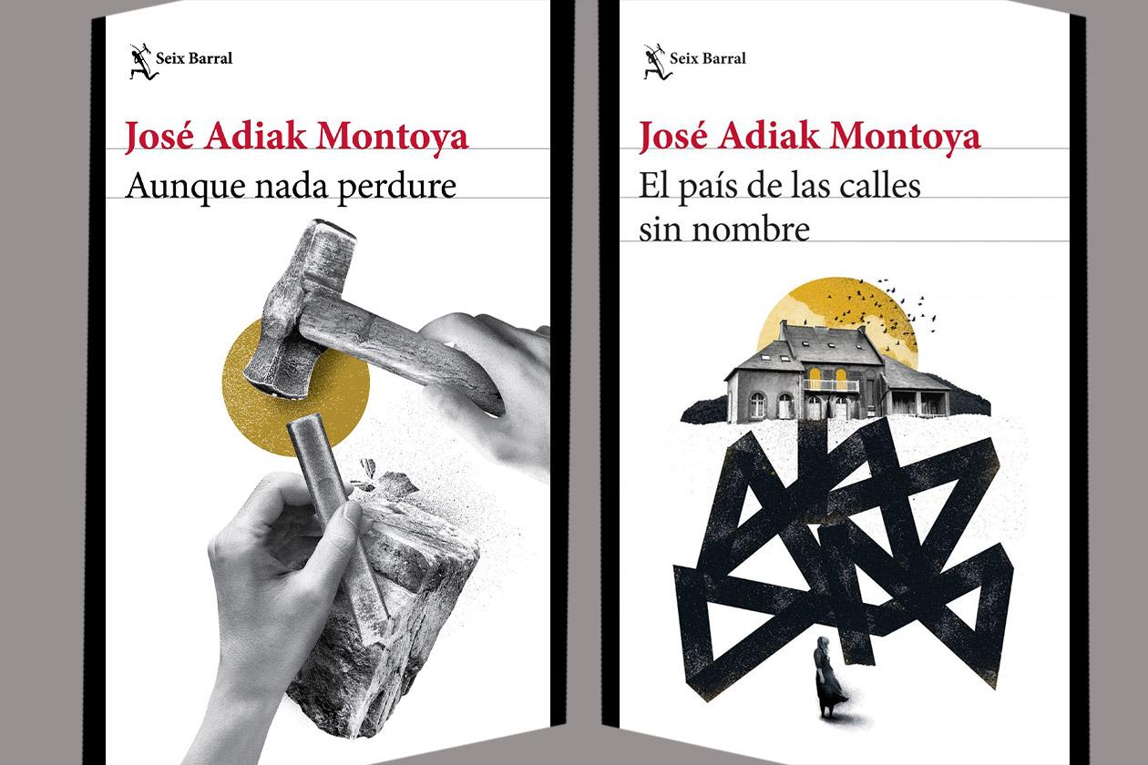 Dos novelas de José Adiak Montoya