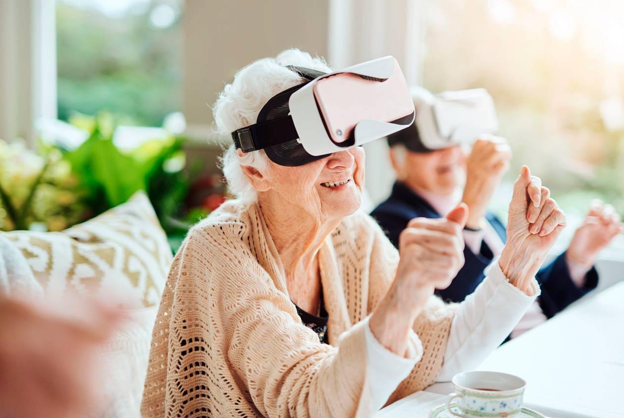 Videojuegos para adultos mayores
