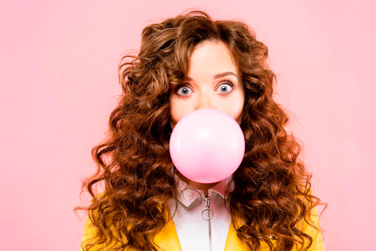 Chicle bacterias